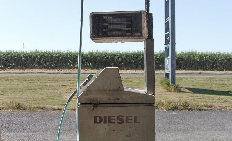 will off-road diesel hurt your truck